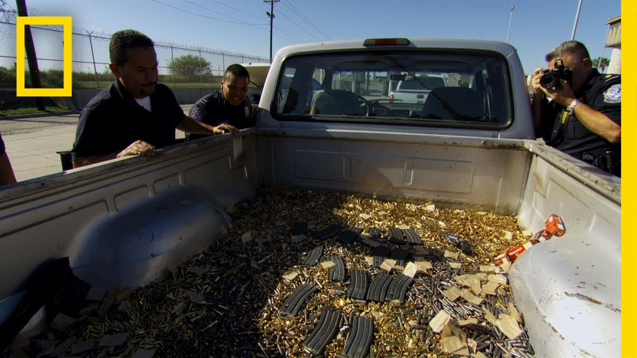 Truckload of Ammo | National Geographic