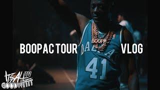 Boosie Badazz x Webbie x Dorrough x Yella Beezy (BooPac Tour Dallas Vlog)