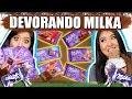 DEVORANDO CHOCOLATES MILKA | Blog das irmãs