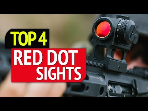 TOP 4: Best Red Dot Sights 2019