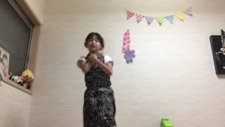 2人でプリプリちーちゃんを踊りました!!!.....が、兄麟太郎がふざけ...
