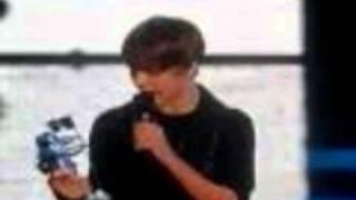 WATCH Justin Bieber won MTV VMA Award for best new artist 2010 (Part 1)