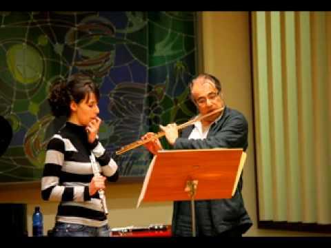 """Bruno Cavallo - Prassi 7 - J.S. Bach """"Partita in la minore BWV 1013 - Sarabanda"""""""