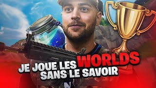 JE JOUE LES WORLDS SANS LE SAVOIR