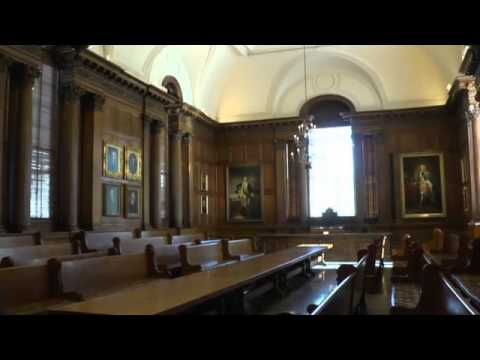 Nassau Hall Faculty Room