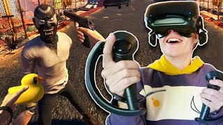 VR ZOMBIE CO-OP!  | Arizona Sunshine: The Damned DLC (Valve Index Gameplay) w/ Virtual Reality Oasis