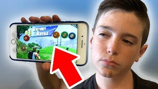 THE BEST FORTNITE MOBILE CONTROLLER??