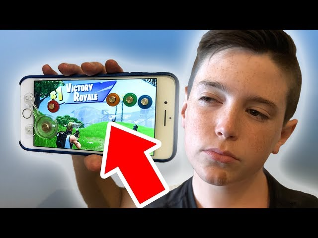The Best Fortnite Mobile Controller Youtubedownload Pro