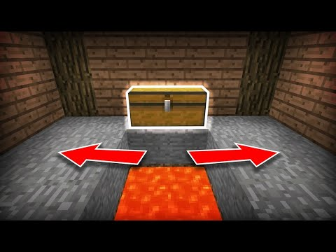 Minecraft Ground Trap