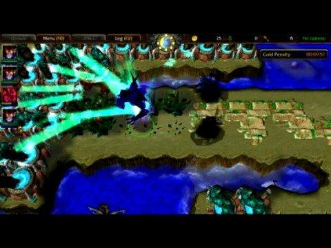 Island Defense - Art of the Titan
