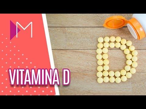 Alimentos ricos em Vitamina D - Mulheres (24/04/18)