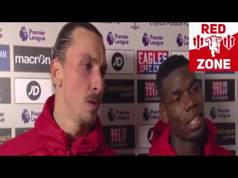 Zlatan Ibrahimovic Funny Interviews at Manchester United so far MUST WATCH 2017