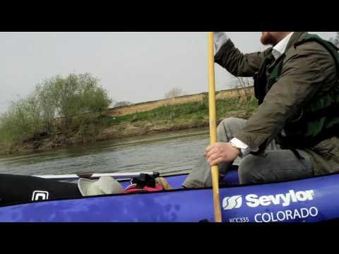 Sevylor Colorado Inflatable Canoe Review - Part 2