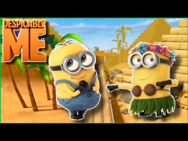 DESPICABLE ME; MINION RUSH GAMEPLAY | PART 8