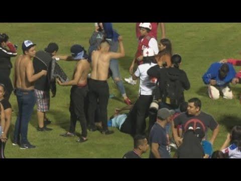 Tres muertos tras un ataque al autobús de un equipo de fútbol hondureño