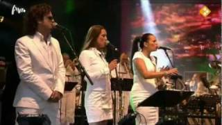 Clarence Bekker ft. Tara McDonald performing