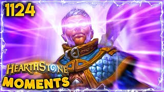 High IQ Plays Are EVERYWHERE | Hearthstone Daily Moments Ep.1124