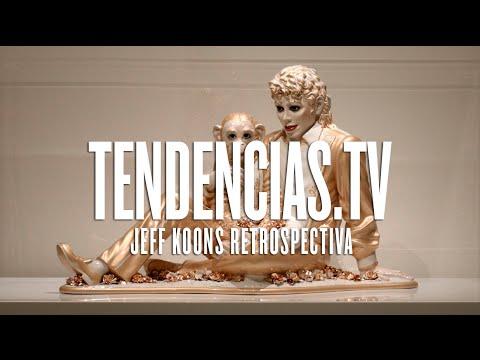 Jeff Koons en mayúsculas - Tendencias.tv #754
