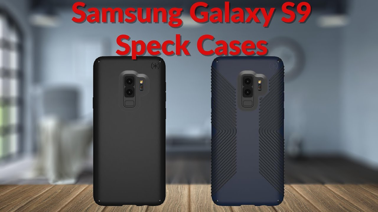huge discount ddee3 8e578 Samsung Galaxy S9 Speck Cases - YouTube Tech Guy