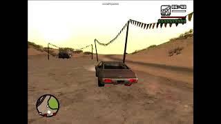 GTA San Andreas - film nostalgiczny