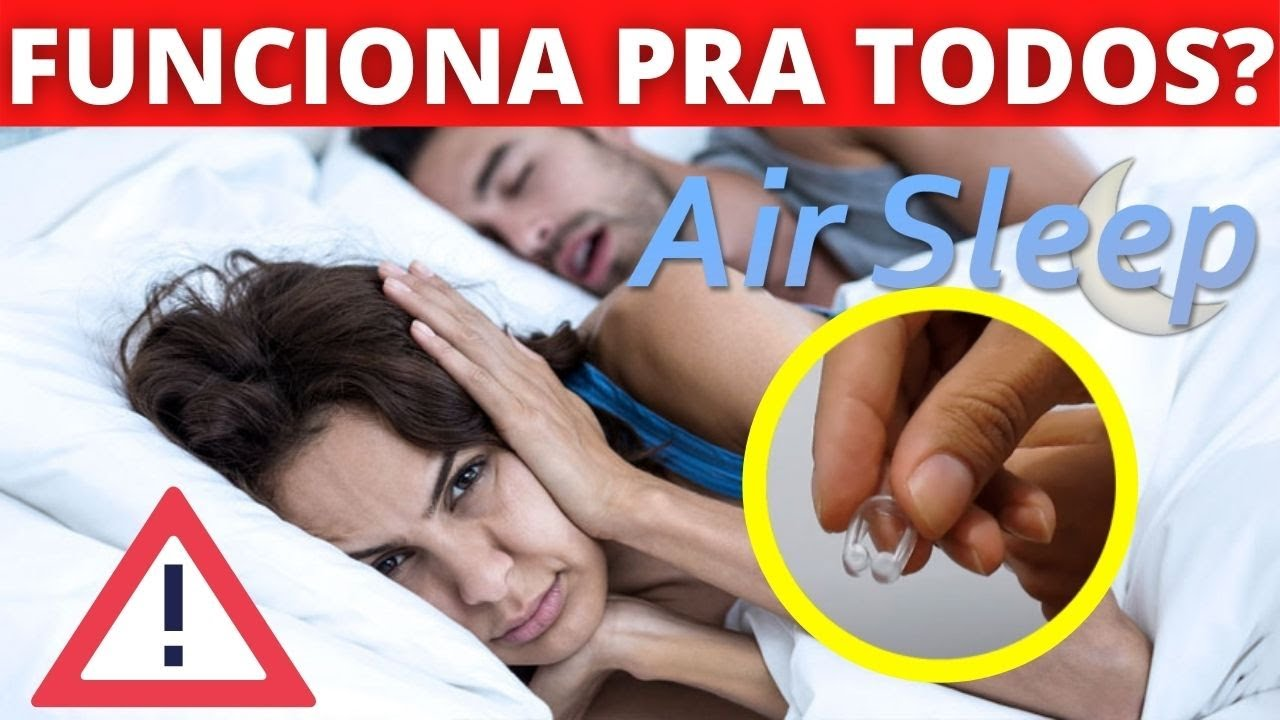 air sleep clipe