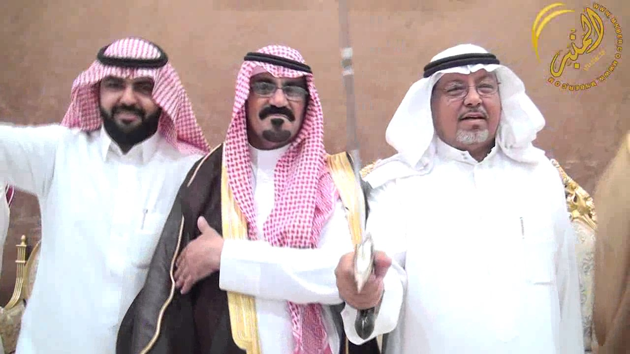 حفل الشيخ / سعود بن متلع الميزاني بمناسبة زواج ابنه ...
