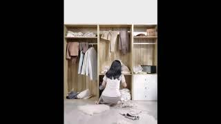 압축선반 세탁기 옷장 세탁실 다용도실 수납 정리 길이조…