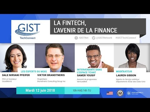 GIST TechConnect: La fintech, l'avenir de la finance