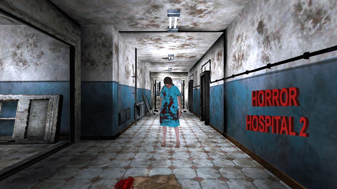 Store Ads Online >> Horror Hospital 2 Android Gameplay (HD) - YouTube