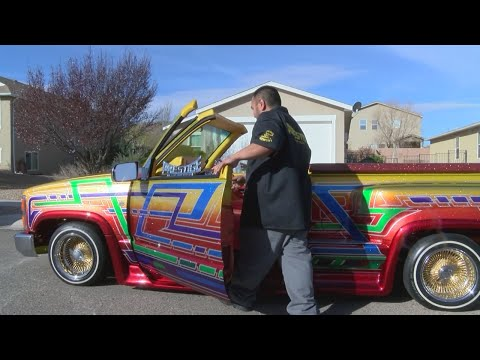 Award-winning lowrider proves to be a force to be reckoned with