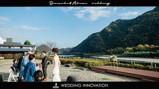 Daisuke & Akemi DIGEST MOVIE produced by wedding innovation