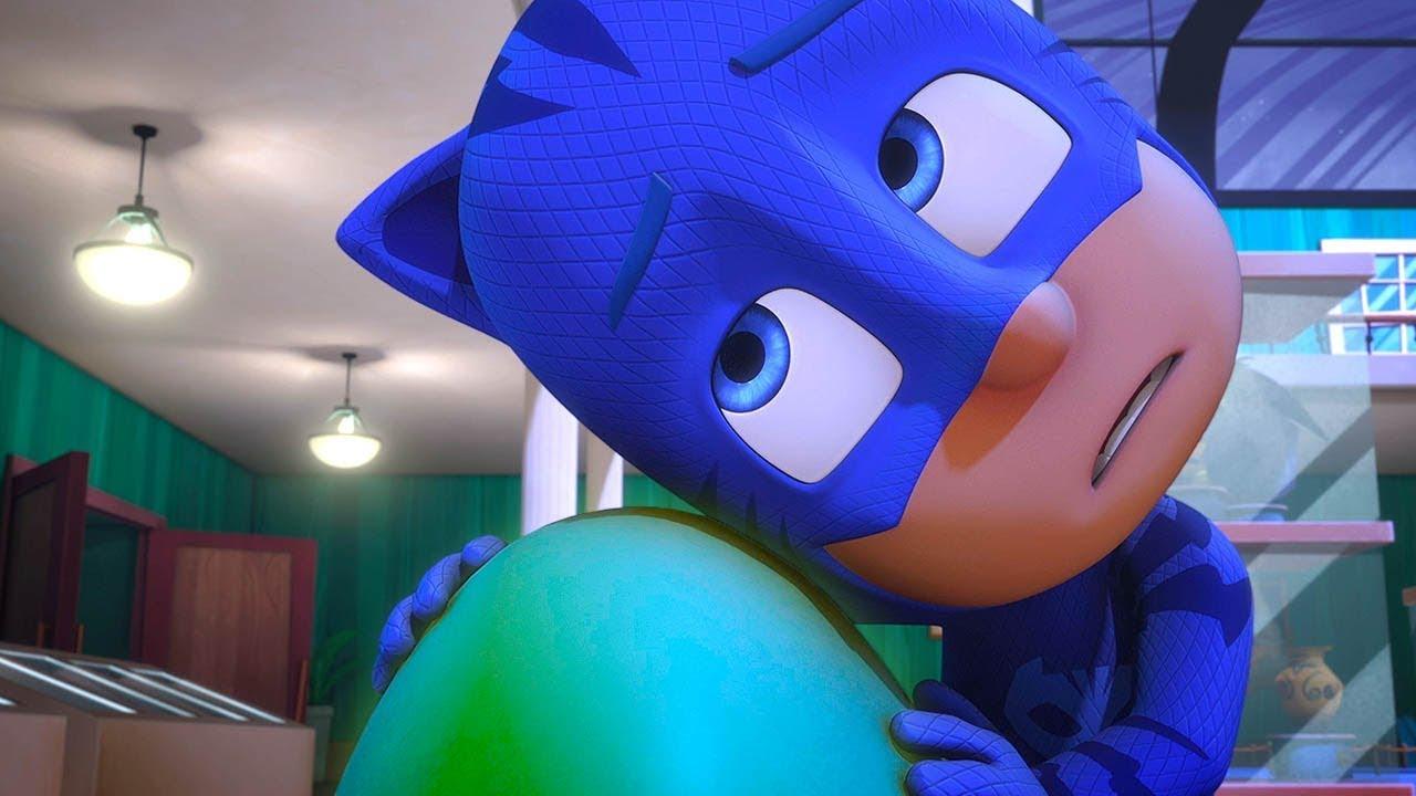 Герои в масках | Кэтбой и Гекко! ⭐️ мультики для детей ...