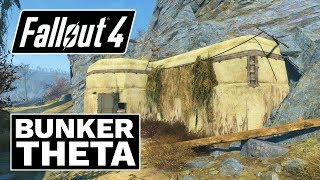 Fallout 4 - Recon Bunker Theta
