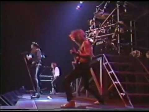 Dokken  In my dreams Philadelphia 1987 HQ