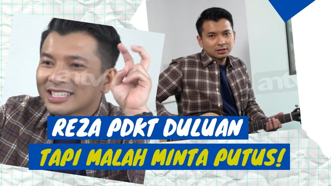 Reza minta putus dari Ria ricis karena ini! | Dear Diary Info | 23/11/2020