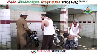 | Car Service Station Prank | Part 2 By Nadir Ali And Team In | P4 Pakao | 2018