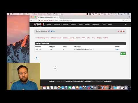pfSense VLANS + Interfaces + Avahi/Bonjour/Zeroconf