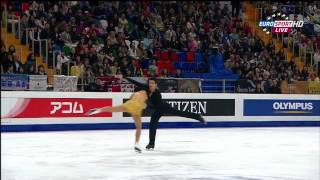 Tessa Virtue & Scott Moir | 2011 Worlds FD (British Eurosport HD)
