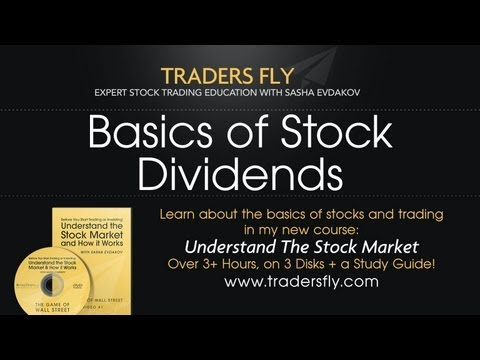 The Basics of Stock Dividends