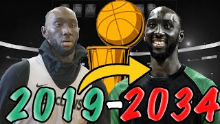 TACKO FALL ENTIRE CAREER SIMULATION! THE NEXT GOAT?!? NBA 2K20!