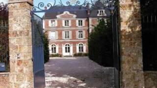 Замок в Париже в Национальном парке Вексен.wmv