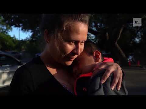 Asylum-Seeker Reunited With 5-Year-Old Son