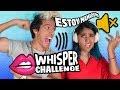 RETO DE LOS GRITOS  WHISPER CHALLENGE - YouTube