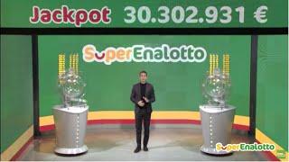 SuperEnalotto - Estrazione e risultati 05/03/2020