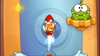 CUT THE ROPE - EXPERIMENTS | LEVEL 6 - HANDY CANDY