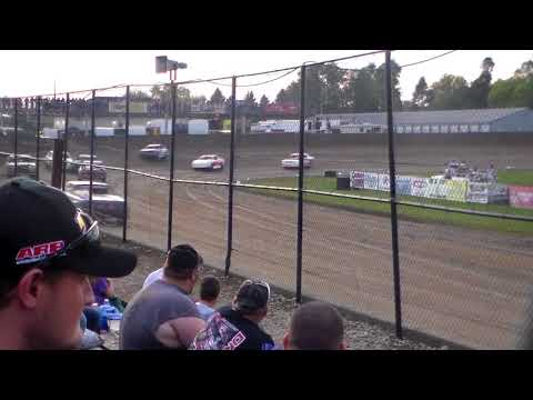 Stock Car Heat 4 @ Marshalltown Speedway 09/16/17