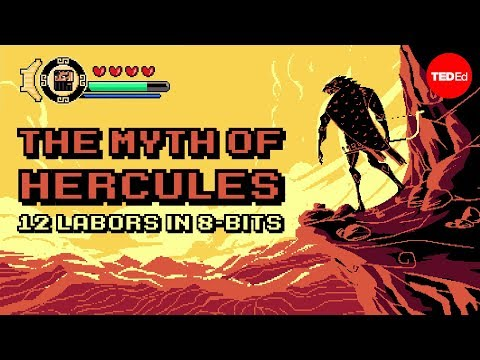 The myth of Hercules: 12 labors in 8-bits - Alex Gendler