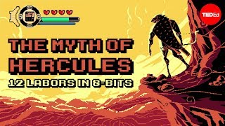 The myth of Hercules: 12 labors in 8bits  Alex Gendler