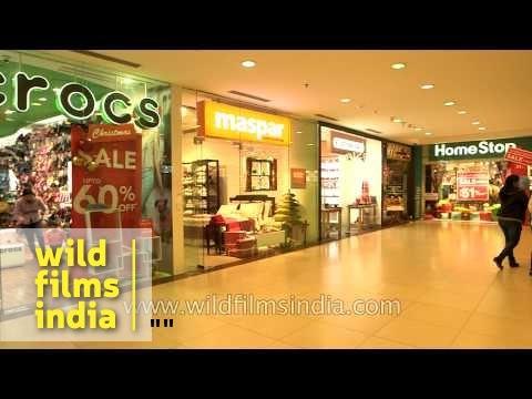 Crocs, Maspar and HomeStop stores in India