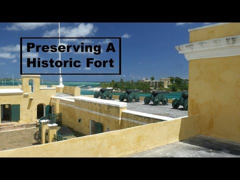 Preserving a Historic Fort // Behind The Scenes With National Park Service